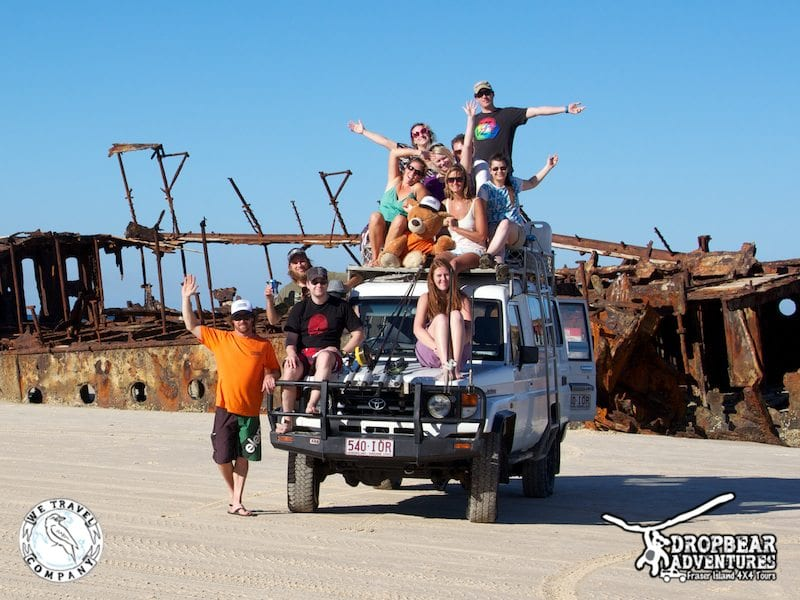 Why Start Your Fraser Island 4wd Holiday From Hervey Bay01