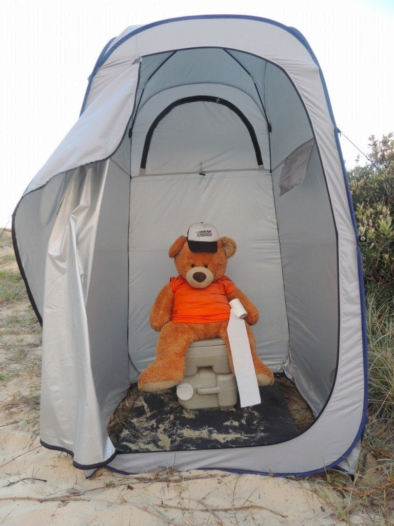 Camping Toilet Fraser Island 768x1024