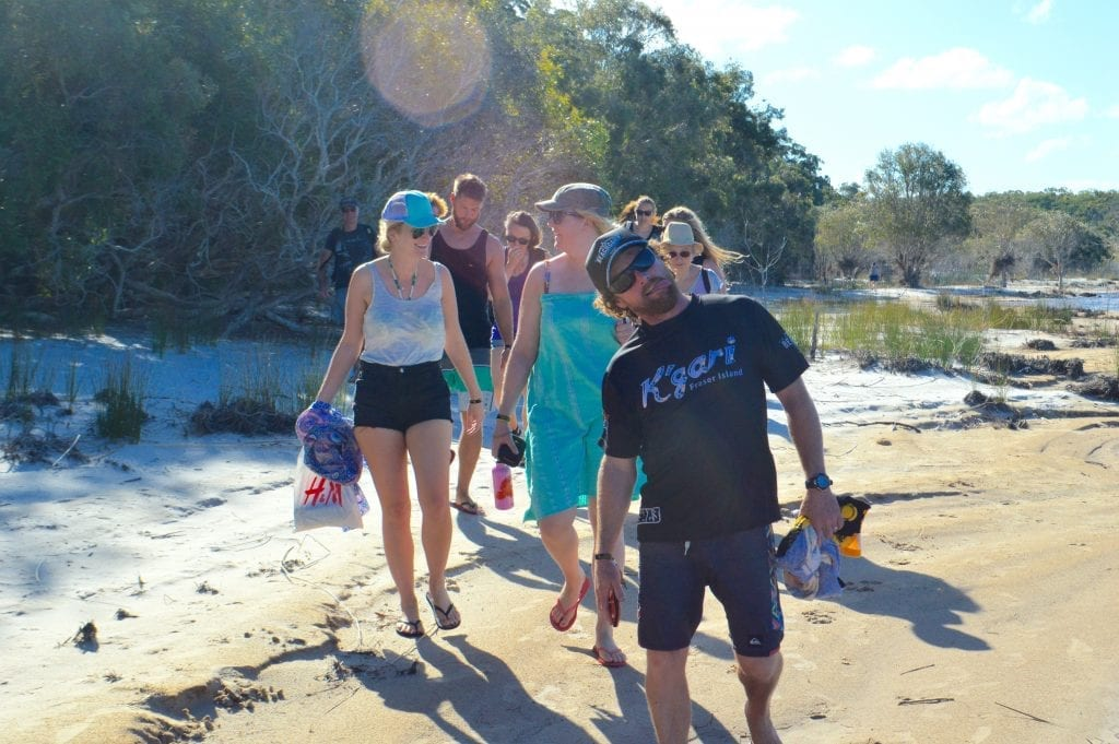 Drop Bear Adventures Fraser Island