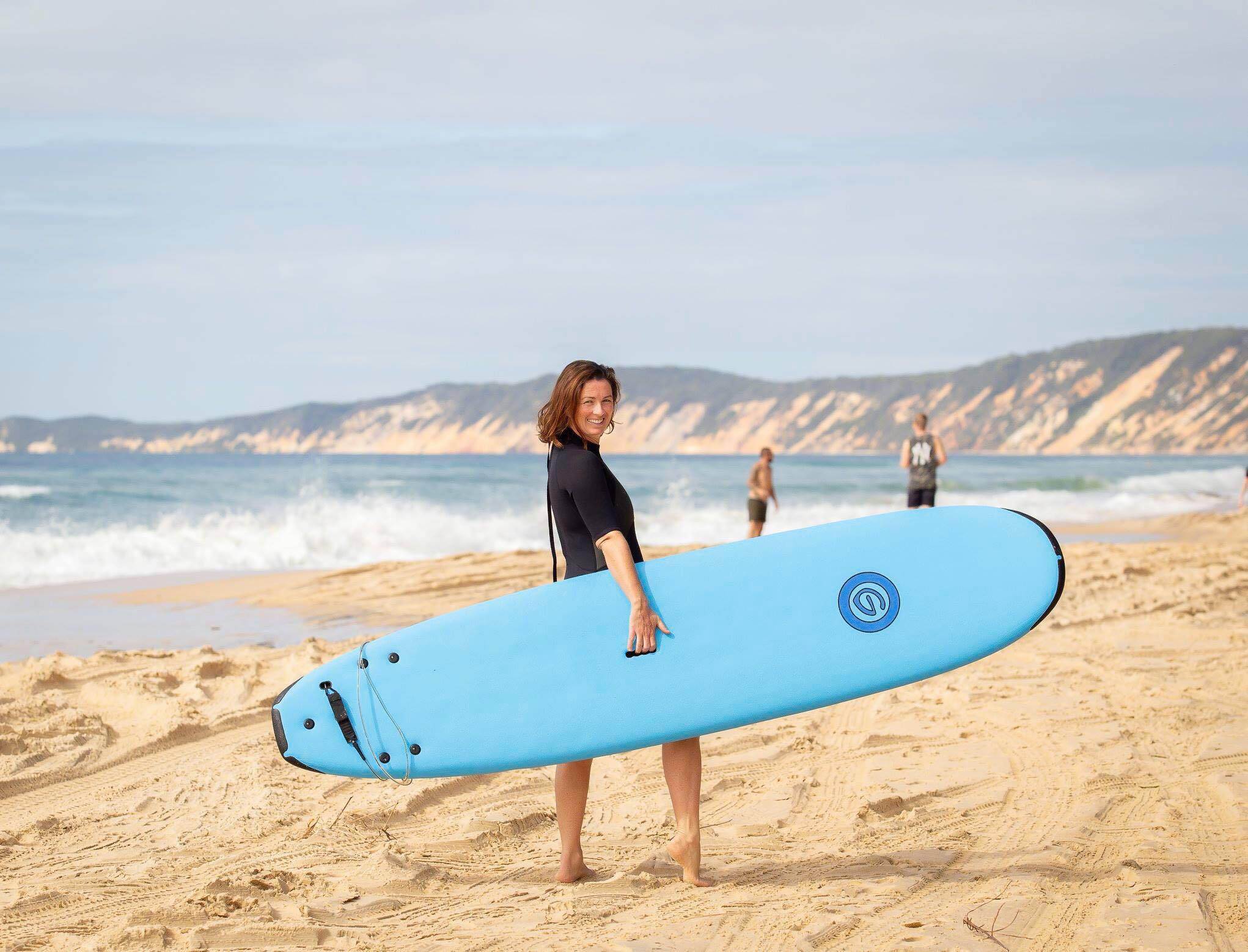Surfboard Hire + Wetsuit